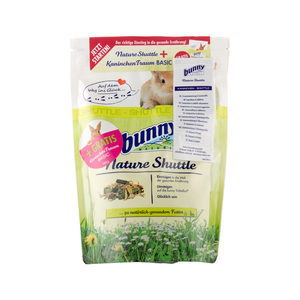 ACTIE Bunny Nature Shuttle Konijn - 600 gram + 750 gram RabbitDream Basic