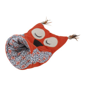 AFP Vintage Owl Sack - Orange