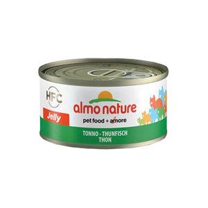 Almo Nature - Cat - HFC 70 Jelly - Tonijn - 24 x 70 gram