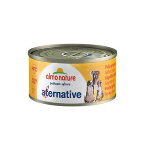Almo Nature - HFC 70 Alternative - 24 x 70 gram - Gegrilde Kip