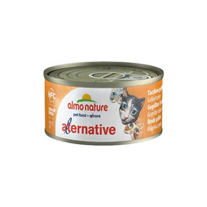 Almo Nature - HFC 70 Alternative - Gegrilde Kalkoen - 24 x 70 gram