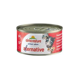 Almo Nature - HFC 70 Alternative - Ham & Parmezaan - 24 x 70 gram