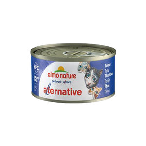 Almo Nature - HFC 70 Alternative - Tonijn - 24 x 70 gram