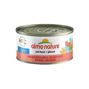Almo Nature - HFC 70 Light - Kip & Appel - 24 x 70 gram