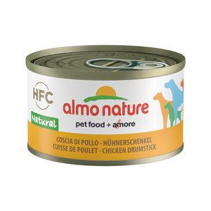 Almo Nature - HFC 95 Natural - 24 x 95 gram - Kippenboutvlees