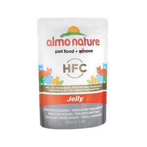 Almo Nature HFC - Jelly Tonijn & Ansjovis - 24 x 55 gr