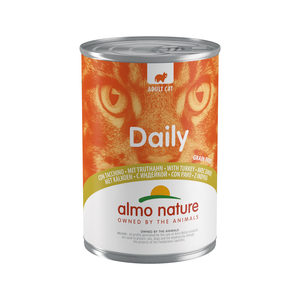 Almo Nature Daily Menu Kalkoen 24x400g