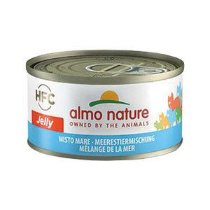 Almo Nature HFC 70 Jelly - Gemengde Zeevis - 24x70g