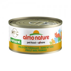 Almo Nature - HFC 70 Natural - Kip-Kaas - 24x70g