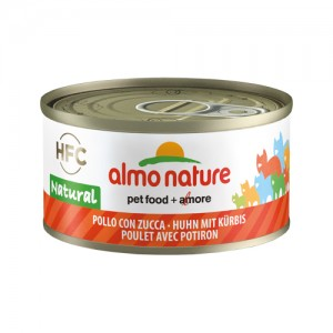 Almo Nature HFC Kip met Pompoen 24x70g