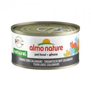 Almo Nature HFC Tonijn met Inktvis 24x70g