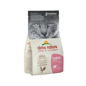 Almo Nature Holistic Kitten Kip en Rijst 2kg