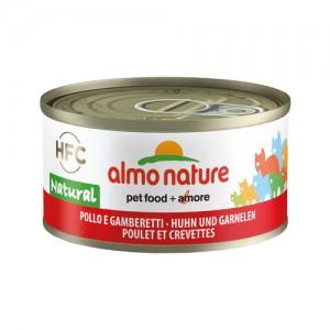 Almo Nature HFC Kip-Garnaal 24x70g