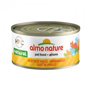 Almo Nature HFC Kipfilet 24x70g