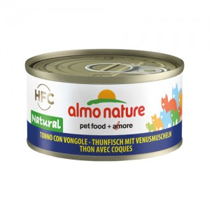 Almo Nature HFC 70 Natural - Tonijn met Mosselen - 24x70g