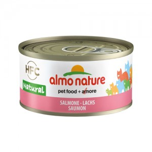 Almo Nature HFC 70 Natural - Lachs 24x70g