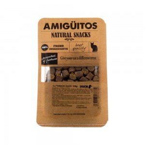 Amigüitos Cat Snacks - Eend