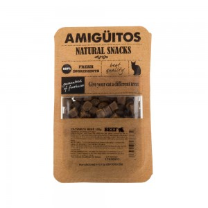 Amigüitos Cat Snacks - Rund