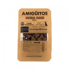Amigüitos Dog Snack - Eend - 100 gram