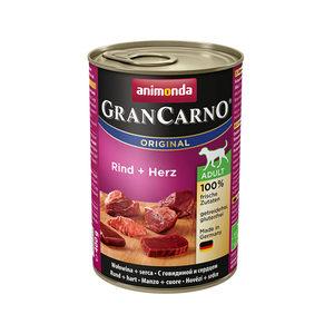 Animonda GranCarno Original Adult - Rund met Hart - 6 x 400 g