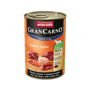 Animonda GranCarno Original Adult - Rund met Kip - 6 x 400 g