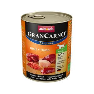 Animonda GranCarno Original Adult - Rund met Kip - 6 x 800 g