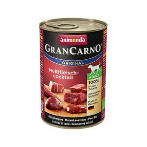 Animonda GranCarno Original Adult Vleesmix - 6 x 400 g