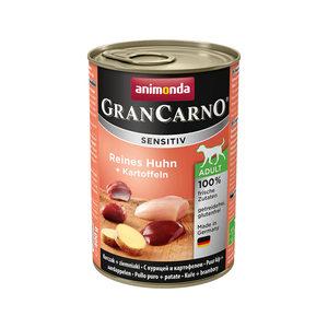 Animonda GranCarno Sensitiv - Kip met Aardappel - 6 x 400 g