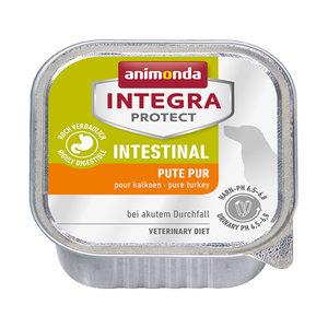 Animonda Integra Protect Dog Intestinal - Kalkoen - 11 x 150 g