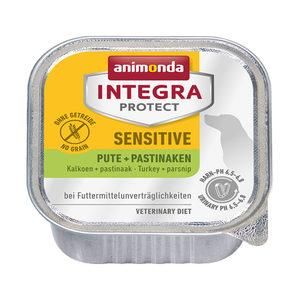 Animonda Integra Protect Dog Sensitive - Kalkoen en Pastinaak - 11 x 150 g