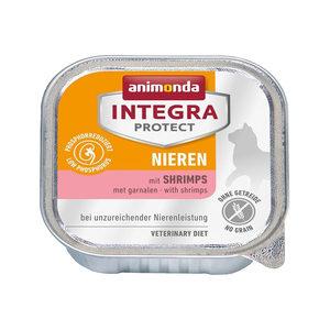 Animonda Integra Protect Nieren – Garnalen – 16 x 100 g