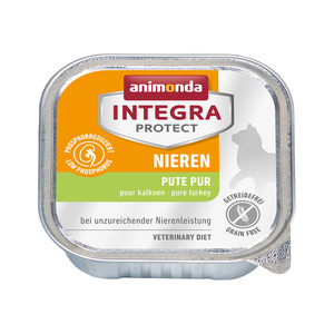 Animonda Integra Protect Nieren – Kalkoen – 16 x 100 g