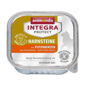 Animonda Integra Protect Urinary – Kalkoenhart – 16x100g THT aug 2019