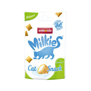 Animonda Milkies Cat Snack - Balance - 30 g