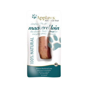 Applaws Cat - Mackerel Loin - 12 x 30 g