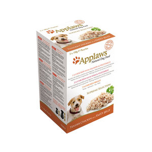 Applaws Dog - Jelly Pouches Supreme - 5 x 100 g