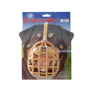 Baskerville Classic Muzzle Muilkorf - Maat 13