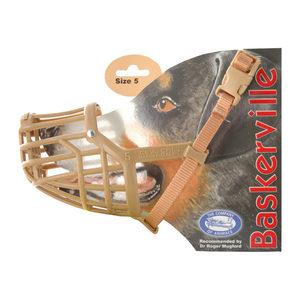 Baskerville Classic Muzzle Muilkorf - Maat 5