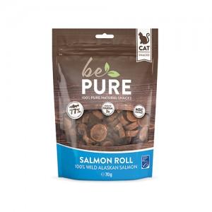 Be Pure Salmon Rolls - 70 gram
