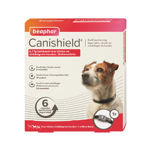 Beaphar Canishield Hond - Klein/Middelgroot