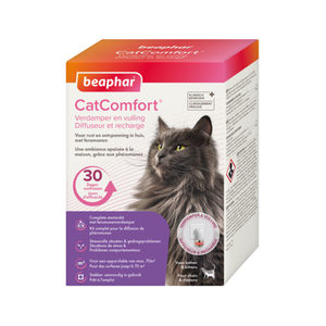 Beaphar CatComfort – Starterskit – Verdamper en Vulling – 48 ml