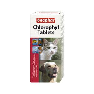 Beaphar Chlorophyl – 30 tabletten