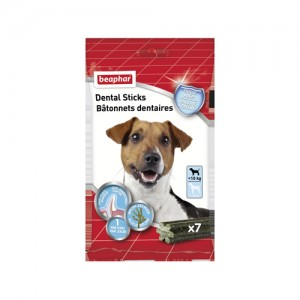 Beaphar Dental Sticks - Small (< 10 kg)