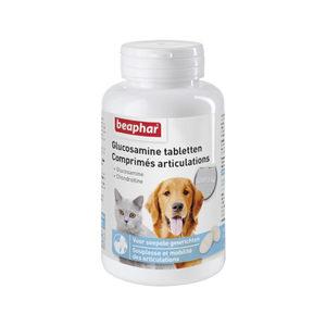 Beaphar Glucosamine Tabletten - 60 stuks