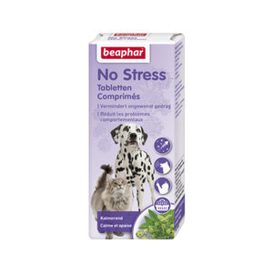 Beaphar No Stress – Hond & Kat – 20 Tabletten