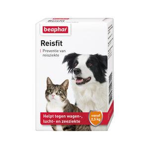 Beaphar Reisfit - 10 tabletten