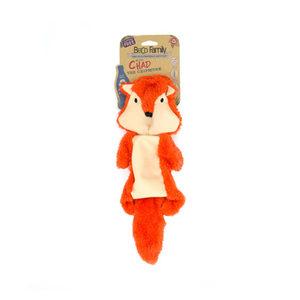 Beco Stuffing Free Toy - Chad the Chipmunk - Medium