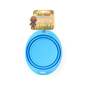 Beco Travel Bowl - Blauw - Medium