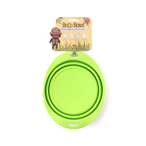 Beco Travel Bowl - Groen - Large