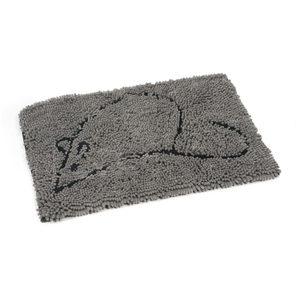 Beeztees Dirty Cat Droogloopmat – Grijs